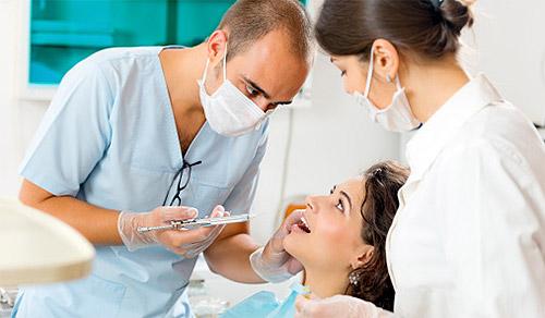 Стоматолог, Нью-Йорк